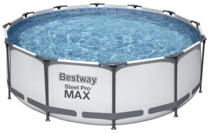 Каркасный бассейн Bestway Steel Pro Max 56418 366x366x100 см