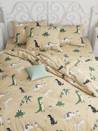Пододеяльник Сказка -Creeper- 1,5-спальный на молнии 145х215 см