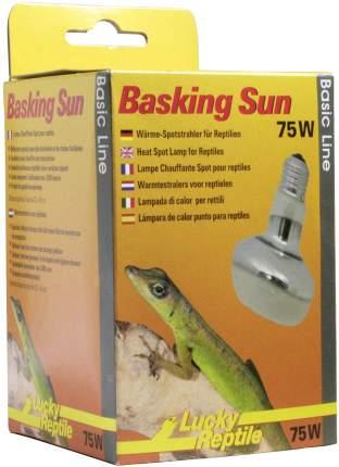 Ультрафиолетовая лампа для террариума Lucky Reptile Basking Sun, 75 Вт, E27