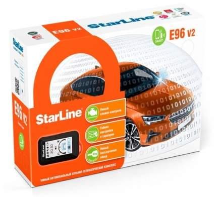 Автосигнализация StarLine E96 BT Ver.2