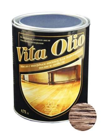 Масло Для полов и мебели Vita Olio Венге 0,75 л. с воском