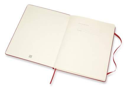 """Еженедельник датированный на 2020 год """"Classic"""" WKNT XL, 144 страницы, красный"""