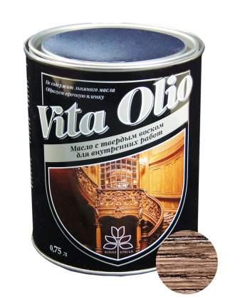 Масло Интерьерное Vita Olio Венге 0,75 л. с воском
