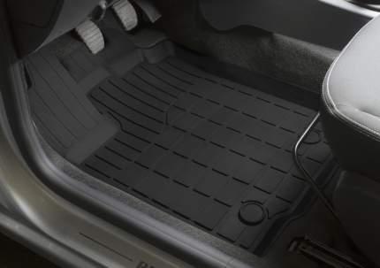Коврики в салон литьевые RIVAL для Renault Sandero HB 14-/Sandero Stepway HB 14-, 64703001