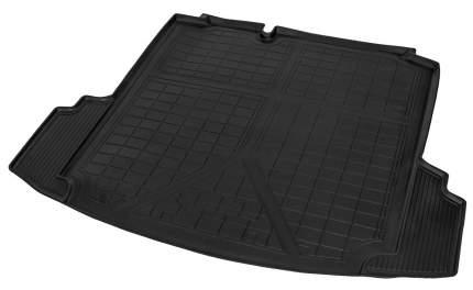 Коврик в багажник RIVAL для Volkswagen Jetta VI седан 2010-2019, полиуретан 15802002