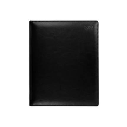 """Еженедельник датированный на 2020 год """"Global Deluxe"""" A4, черный"""