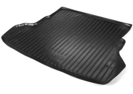 Коврик в багажник RIVAL для Kia Rio III седан 2011-2017, полиуретан 12803003