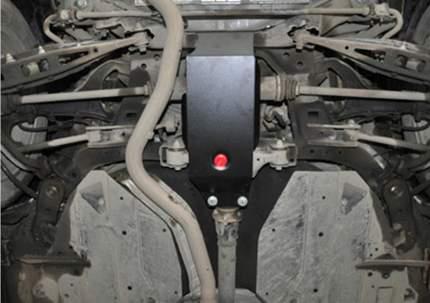 Защита редуктора Автоброня Subaru Forester 07-13/Impreza 07-11/Impreza WRX, 111.05402.2