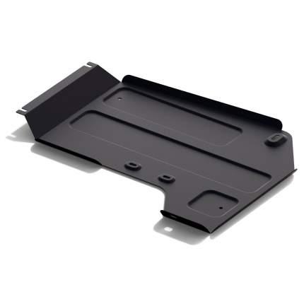 Защита КПП и РК Автоброня для Haval H8 2015-н.в., сталь 1.8 мм, с крепежом, 111.09414.1