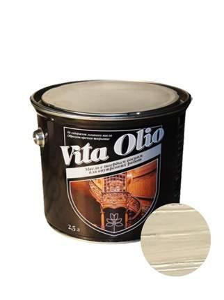Масло Интерьерное Vita Olio Дуб обыкновенный 5 л. с воском