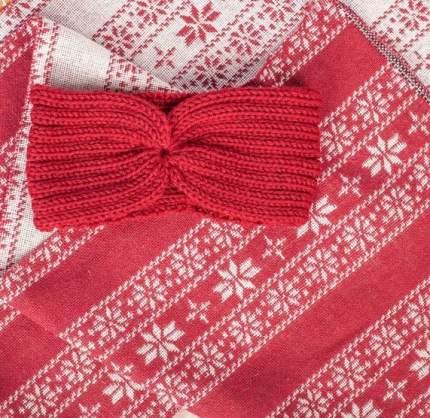 """Подарочный набор: теплый шарф и повязка с конвертом """"Тепла и уюта в новом году!"""" Sima-Land"""