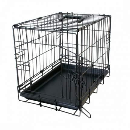 Клетка для собак Duvo+ Pet Kennel MINI 30x47x37см