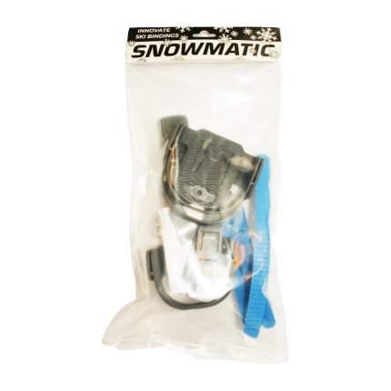 Крепление лыжное универсальное Snowmatic KIDS SOFT (установовчный комплект)