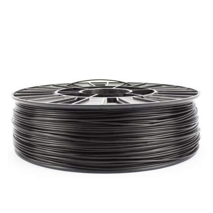 Катушка PLA пластика 1,75 мм 800гр, цвет черный