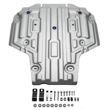 Защита КПП Rival Audi A4 B9 АКПП 2015-н.в./A5 8W АКПП 4WD 2016-н.в., al 3mm, 333.0335.1