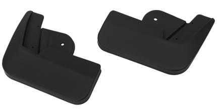 Брызговики задние Rival для Subaru Forester IV 2012-2018, полиуретан, 2 шт., 25401002