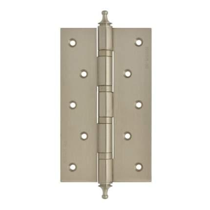 """Петля дверная универсальная НОРА-М 5""""-4ВВ (125*75*2,5) с колп. - Хром"""