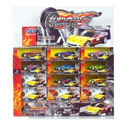 Shenzhen toys Набор машинок topspeed инерционных Shenzhen toys А79442