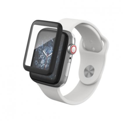 Защитное стекло InvisibleShield Glass Curve Elite на экран для Apple Watch Series 4 (40mm)