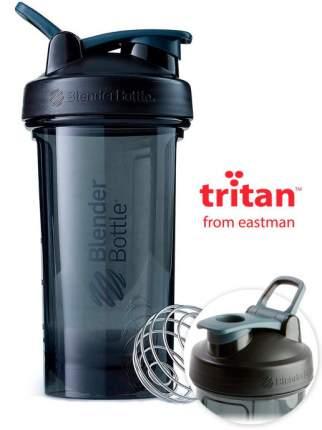 Шейкер BlenderBottle Pro Series Tritan 710 мл black