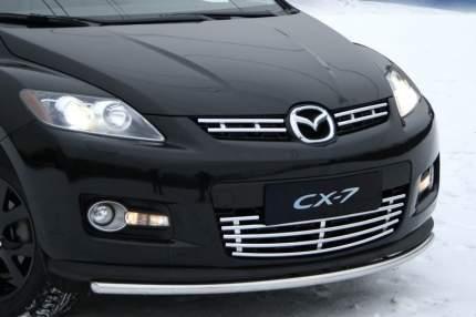 Декоративный элемент решетки радиатора Souz-96 Mazda MACX.91.2055