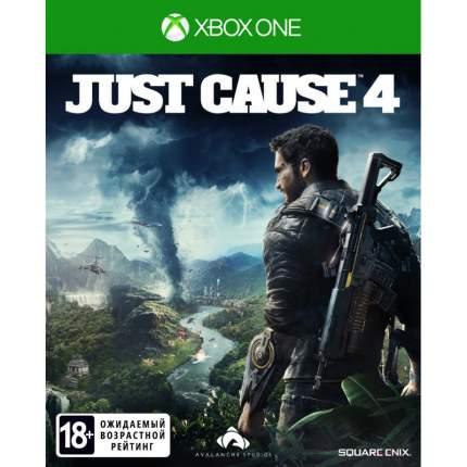 Игра Just Cause 4 для Xbox One