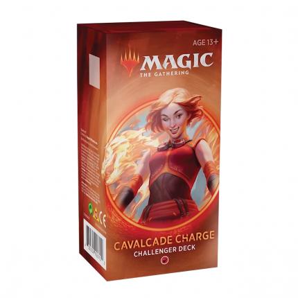 Настольная игра Wizards of the Coast Challenger Deck 2020 — Cavalcade Charge