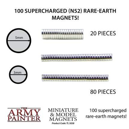Магниты для миниатюр и моделей Army Painter Army Painter Miniature & Model Magnets