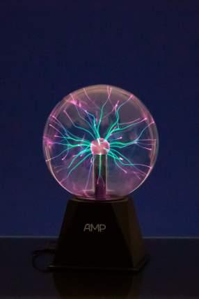 Плазменный шар Amperia AMP-PB16G Greenflow 16см (Тесла) Audio