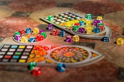 Настольная игра Crowd Games Саграда: Дополнение для 5-6 игроков