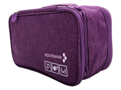 Дорожный органайзер Routemark BB-01 фиолетовый