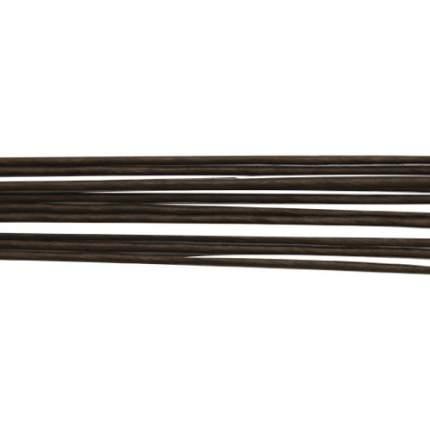 Проволока для флористики диам.2,00мм, 60 см, 10шт. Астра (коричневый)