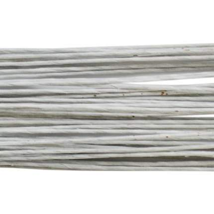 Проволока для флористики диам.0,80мм, 60 см, 50шт. Астра (белый)