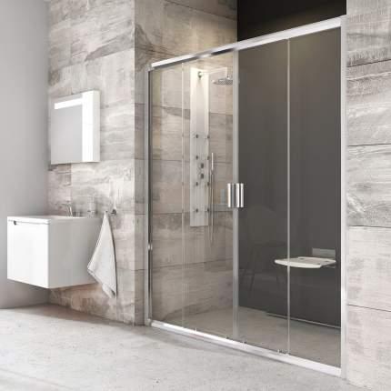 Душевая дверь Ravak Blix BLDP4-150 см блестящий профиль прозрачное стекло 0YVP0C00Z1