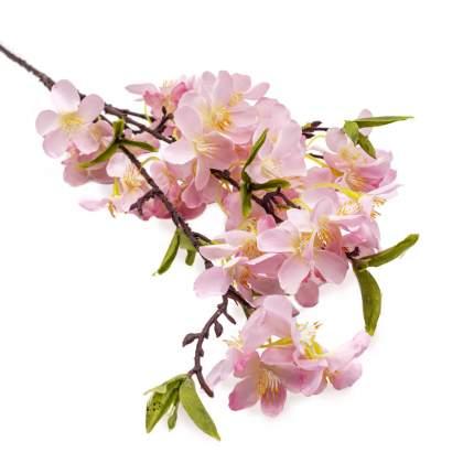 XY118-63001 Ветка с цветами яблони, 85см (F Розовый)