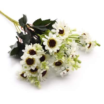 HY125-72108 Букетик хризантем, 36см (E Белый)
