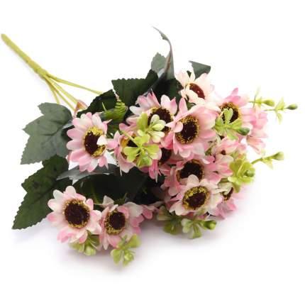 HY125-72108 Букетик хризантем, 36см (C Розовый)