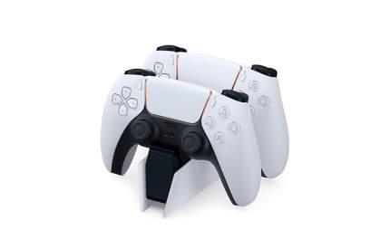 Зарядная станция Sony DualSense для 2-х геймпадов PlayStation 5