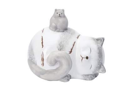 Декоративная фигурка Hoff Спящий кот