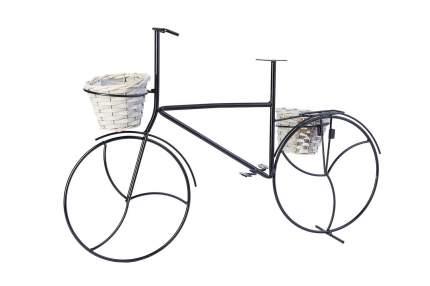 Подставка для цветов Hoff Велосипед