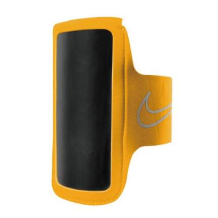 Чехол на руку для телефона, NIKE LIGHTWEIGHT ARM BAND 2.0 TOTAL ORANGE/SILVER