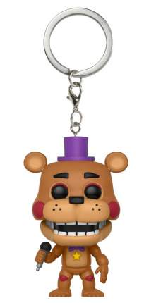 Брелок Funko Pocket POP! Keychain: FNAF: Pizza Sim: Rockstar Freddy