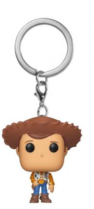 Брелок Funko Pocket POP! Keychain: Toy Story 4: Woody