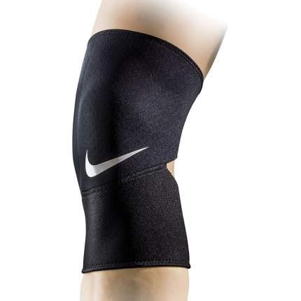 Фиксатор Nike Closed-Patella Knee Sleeve 2.0 черный/белый 50 см
