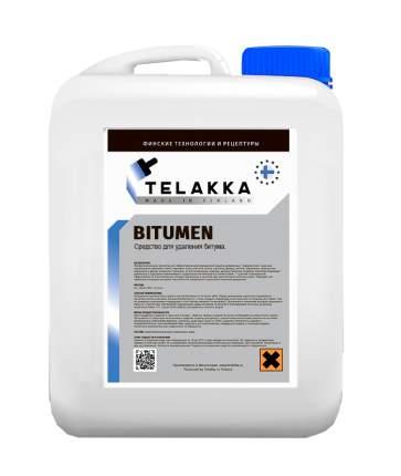 Промышленный очиститель битумных пятен Telakka BITUMEN 5кг