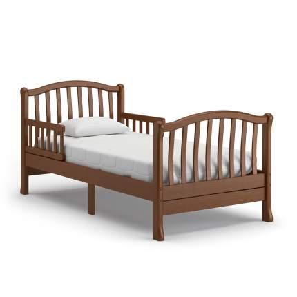Подростковая кровать Nuovita Destino Темный орех