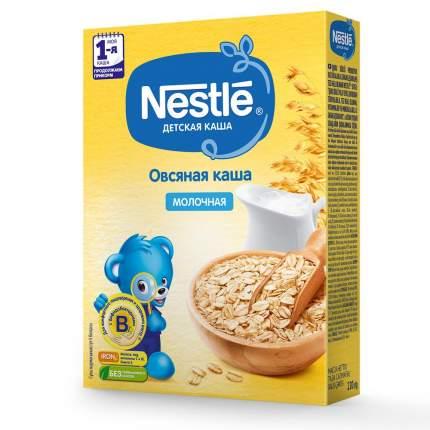 Каша молочная Nestle Овсяная с 5 мес. 220 г