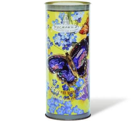 """Туба """"Бабочки"""" конфеты Чернослив КРЕМЛИНА шоколадный, 250г"""