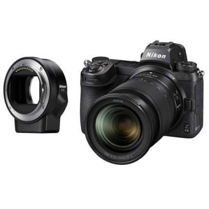 Фотоаппарат системный Nikon Z 6 II 24-70mm FTZ Adapter