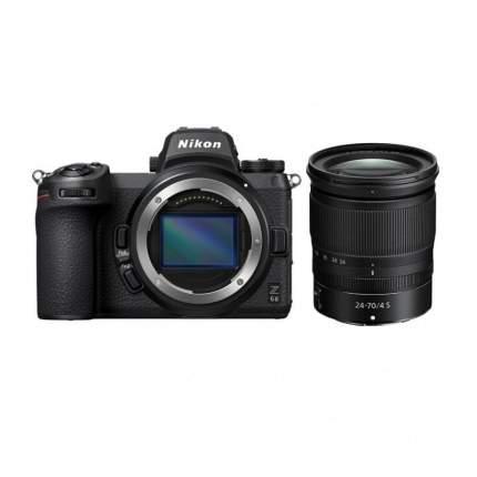 Фотоаппарат системный Nikon Z 6 II 24-70mm